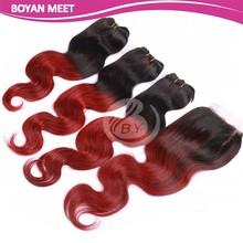 Wholesale soft hair factory cheap body wave unprocessed brazilian virgin hair lace closure