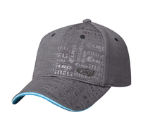 Character Sandwich With Emboss Promotion baseball cap