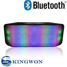 Kingwon Active Wireless Bluetooth Professional Speaker with FM Radio