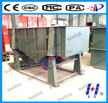 Mechanical and electrical integration linear vibrating screen