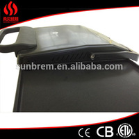 High quality die cast aluminum electric contact grill/bbq grill light/bbq grill heating element
