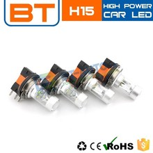 White Red Yellow 30W/40W 12-24V H15 Bulb Car Accessories Tuning