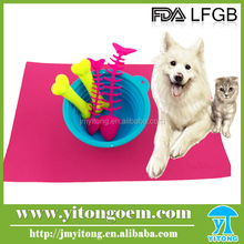 2016Silicone Pet Expandable/Collapsible Travel Bowl pet feeder Foldable Silicone Pet Bowls for dog