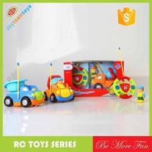 Toddlers Radio Control Toy Cartoon R/C Race Car
