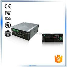 intel core i3 i5 i7 CPU 2*LAN 8*USB 8*COM 2*PCI-Express or 2 *Mini PCIE 1*VGA fanless mini industrial pc