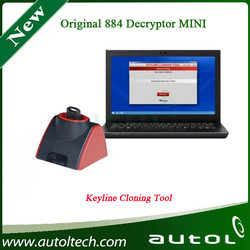Hot Sale 884 decryptor mini auto key programmer Key Clone King Auto scanner chip programming machine In stock