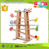 hot sale magnificent wooden spinner run toys OEM kids funny toys wooden game toy EZ5128