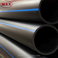 Flexible Outside Diameter 8 inch HDPE Drainage Pipe