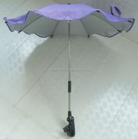 UV protection baby stroller umbrella baby car umbrella clamp umbrella for stroller