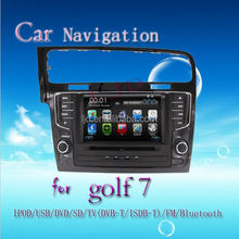 car dvd player for golf 7 with Canbus car dvd vcd cd mp3 mp4 player