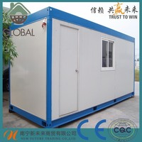 New house plan Prefabricated building container homes 20ft cheap modular container house for sale