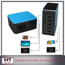 5 puertos USB <span class=keywords><strong>cargador</strong></span> <span class=keywords><strong>inteligente</strong></span>