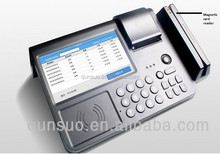 Wholesales--58mmthermal receipt pos printer;USB+Serial+Ethernet Port Built 60mm/s print New Model Without Auto Cutter