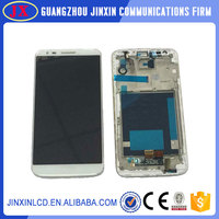 Lcd touch panel for LG G2 d802 screen with frame Wholesale good price