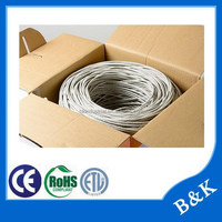New arrive pull box of 305 m cat5e utp cable utp cable cat5e