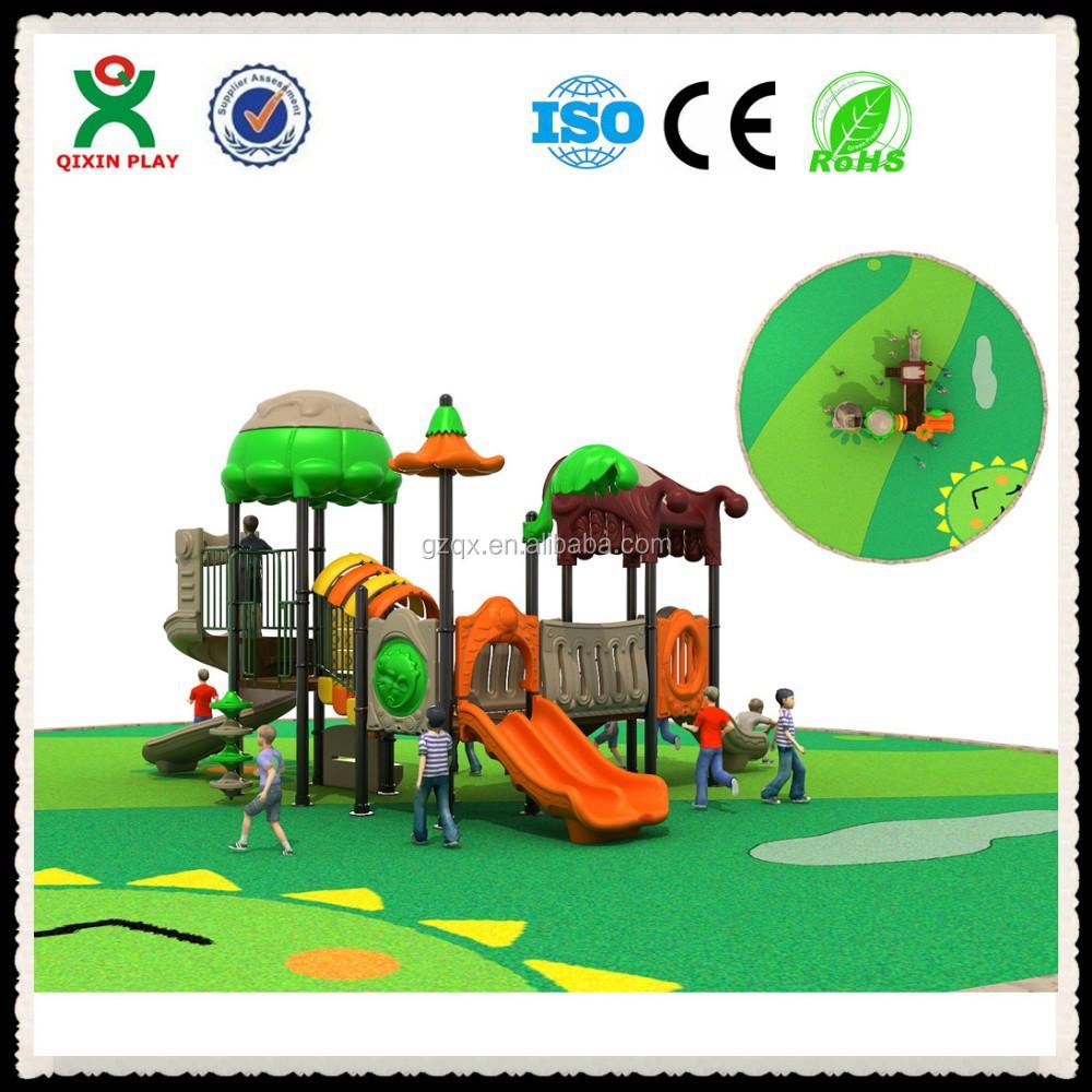 Super funny kids outdoor playground items newest design for Kindergarten playground design