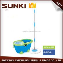 Spin & go pro mop High quality 360 hurricane mop Special cleaning mop 360 spin mop 360 rotate hurricane spin mop JW-A008