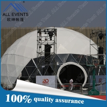 Strong Geodesic Dome Tent 20m for Fashion show/ outdoor Events/party