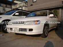 Japanese used cars COROLLA Wagon E-AE100G GAS