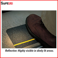 Reflective anti slip tape non skid tape for stairs