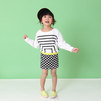 Children Summer clothing sets, Kids Girl's clothes,Korean design 2-pc outfit sets.High end Stocklot wholesale online 3-7 years