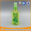 120ml plastic empty pet baby bottle for body Lotion