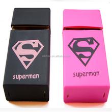 Hot Sale Popular Colorful Silicone Cigarette Case/Box