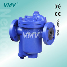 Factory of cast steel GS-C25 WCB B2 for medium pressure and temperature Inverted bucket steam trap
