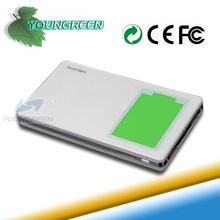 SOS High Capacity Power Bank with Indicator for Cell Phone