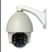 PTZ High Speed Dome IP kamera 1080P 2.MP Onvif