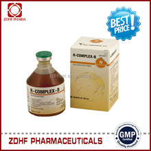 vitamin b complex/vitamin b complex syrup/vitamin b complex injection for poultry farm