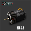 100 watts sensored 21.5T SPEC competition rc brushless motor micro