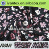 polyester FDY printed single jersey spandex knitting fabric textiles