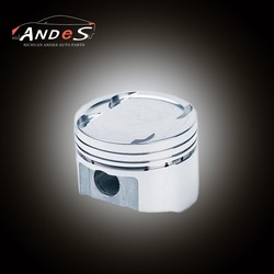 racing forged piston for BMW X5 545i E60 N62 V8 4.4L piston