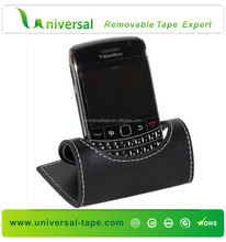 2015 New Universal Leather funny cell phone holder for desk
