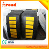 Pressure and lasting long service life Rubber Speed Hump