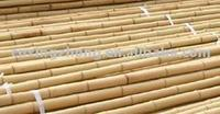 Best-selling eco-friendly green bamboo sticks in garden