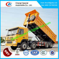 Dayun dump truck curb weights 15 tons