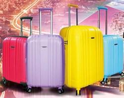 Low Price luggaeg set /20''24''28'' 3pcs luggage/Hot sale PP luggage