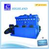 yst380 hydraulic electric motor test stand