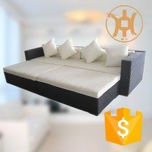 HC-J001 wholesale cheap rattan cube garden furniture