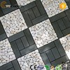 Interlocking outdoor deck tiles garden solid