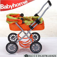 EN71 china manufacturer high quality best price baby doll stroller for boys