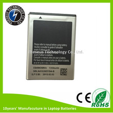 Genuine Replacement Battery For Samsung Galaxy Ace GT S5830i S5839i EB 494358VU Cell Phone Battery