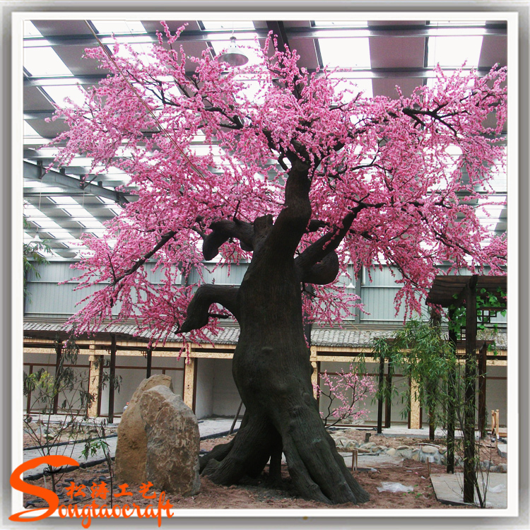 Real Look And Touch Artificial Peach Tree Fake Peach