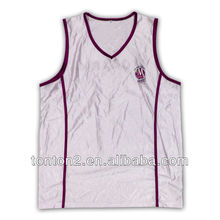 sublimation custom basketball uniform design
