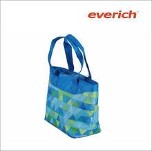 promotion thermal lunch box bag cooler lunch bag with epe foamed inside