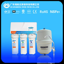 5 stage RO System with dust-cover and 5 light display mineral water