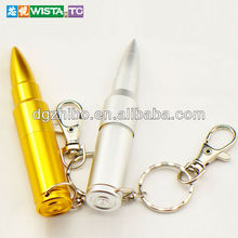 private model 1-32GB bullet style metal usb flash memory