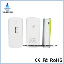 External Battery 4000mah Power Bank mobile charger for samsung xiaomi Mobile power